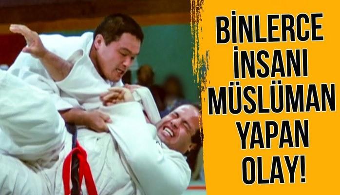 Binlerce İnsan Bu Judo Maçı Sonrası Müslüman Oldu !