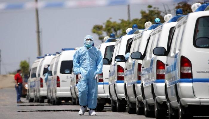 За сутки в Китае зафиксировали 48 ввозных случаев заражения коронавирусом