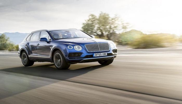 Bentley сократит свой штат почти на 25%