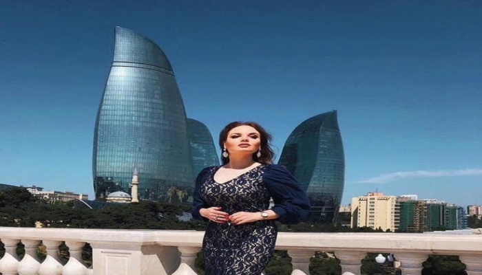 Российская писательница и журналистка приглашает в Азербайджан (ФОТО)
