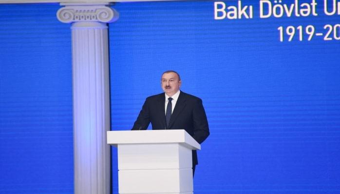 Президент Ильхам Алиев: Мы стали сегодня очень важной страной не только в пределах государства, но и в мировом масштабе