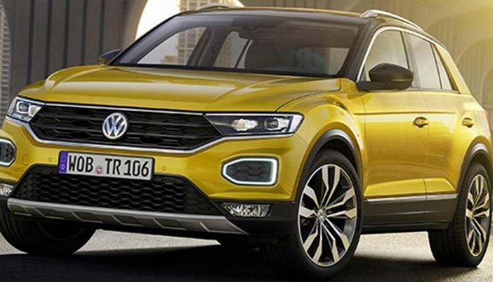 Volkswagen yeni T-Roc təqdim edib