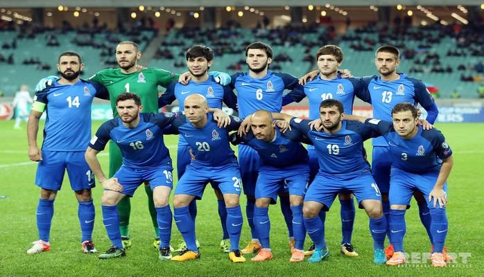 Azərbaycan millisinin Litva yığması ilə yoldaşlıq oyunu üçün start heyəti açıqlanıb