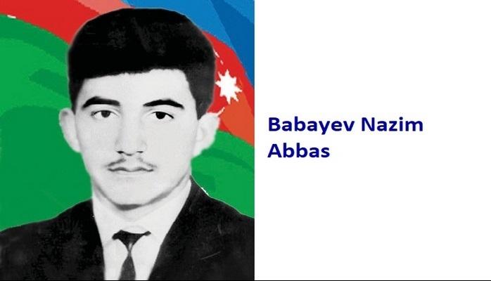 Babayev Nazim Abbas