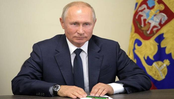 Путин рассказал о самочувствии своей дочери, испытавшей вакцину от коронавируса