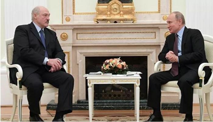 Putin və Lukaşenko Moskvada görüşəcəklər