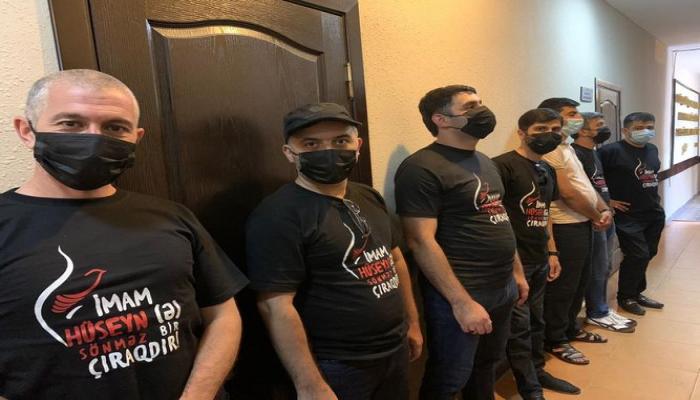 Nərimanov rayonunda mərasim keçirilməsinin qarşısı alınıb