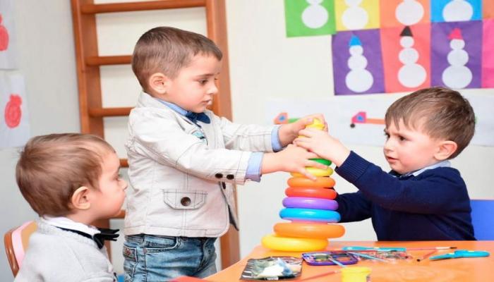 В Баку, Сумгайыте и Абшероне учебный процесс в дошкольных учреждениях начнется с 1 октября