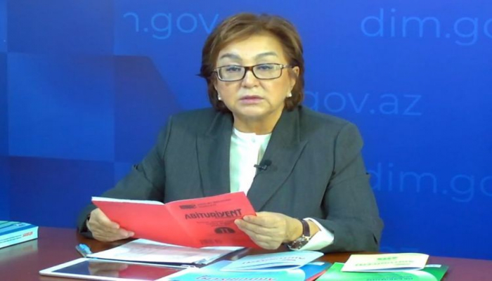 Малейка Аббасзаде: Если бакалавры и суббакалавры, допущенные к конкурсу по II группе сделают правильный выбор, то все они поступят