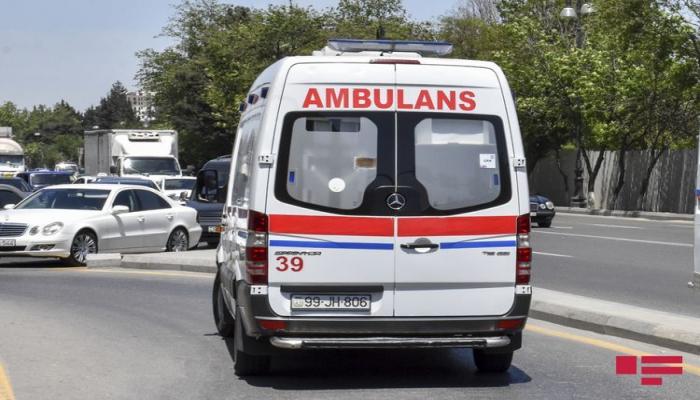 Обнародовано число врачей скорой помощи в Баку