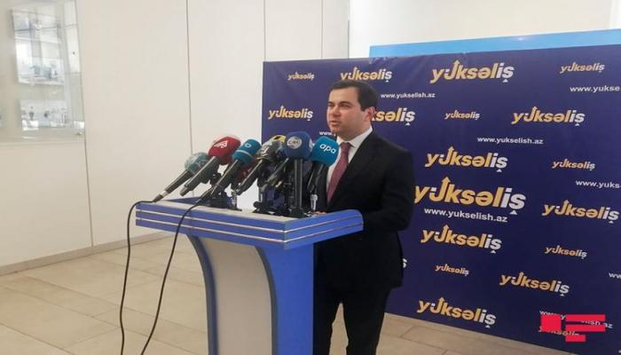 Начался очередной этап конкурса Yüksəliş