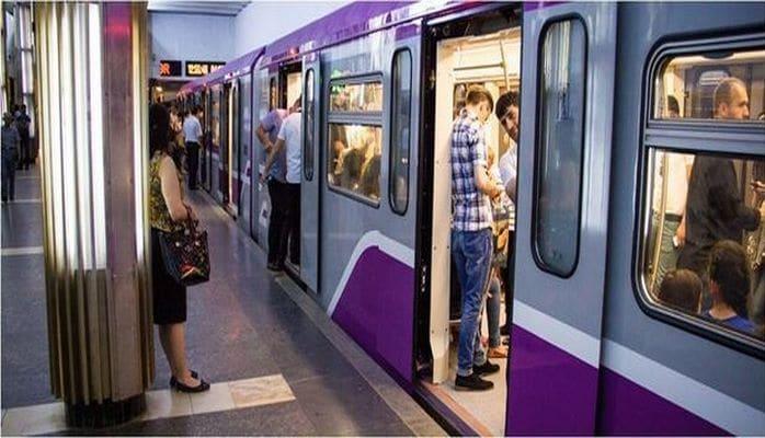 В бакинском метро возникли проблемы