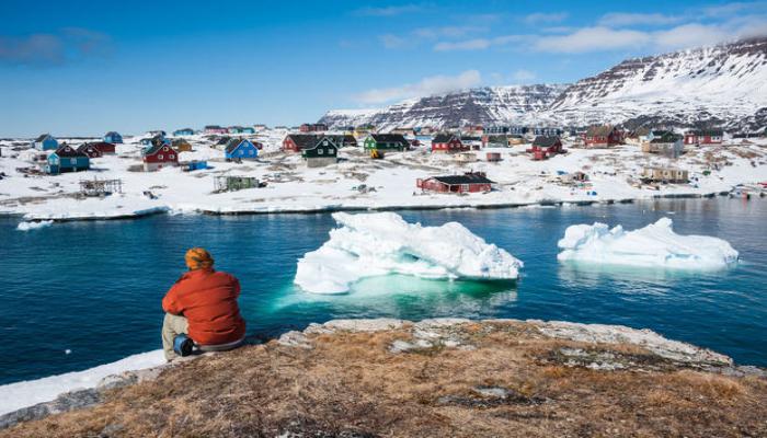 ABŞ senatoru Qrenlandiyanı almağı bir il öncə təklif edibmiş