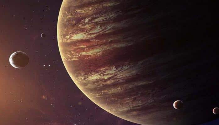 На Юпитере обнаружили воду