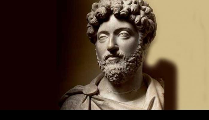 Misirdə Roma imperatoru Mark Avreliyanın büstü tapılıb