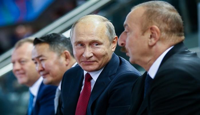 Владимир Путин назвал сборную Азербайджана по дзюдо очень достойной командой