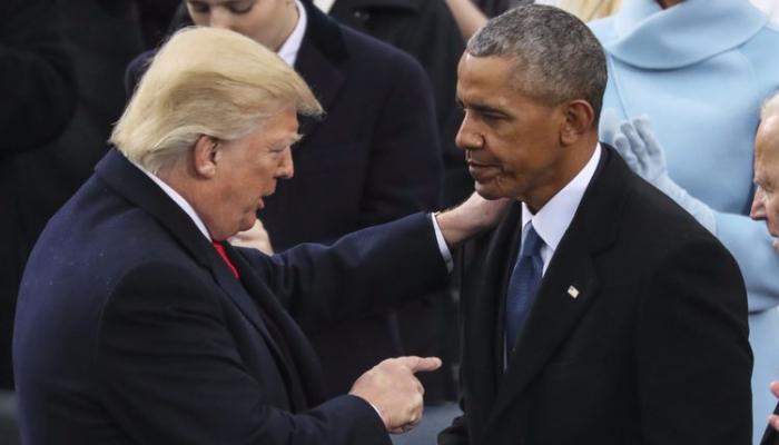 Трамп: Обама получил Нобелевскую премию ни за что