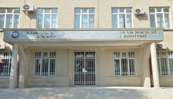 Dövlət Komitəsi: Qızıl Qum sanatoriyasının beşmərtəbəli binasınında qüsur əmələ gəlib