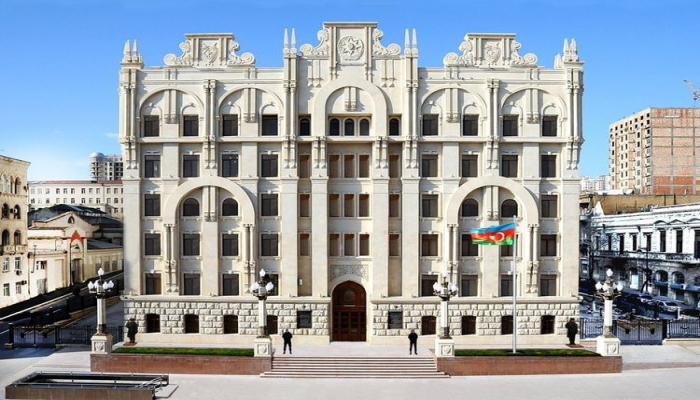 МВД обратилось к гражданам в связи с игрой «Нефтчи» – «Галатасарай»