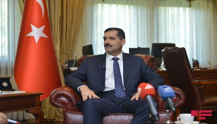 Эркан Озорал: Сотрудничество Азербайджана с Турцией в сфере борьбы с COVID-19 является образцовым
