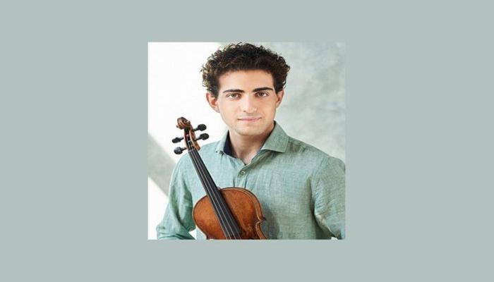 Молодой азербайджанский скрипач вышел в полуфинал международного конкурса