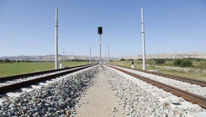 Железная дорога до Габалы будет сдана в эксплуатацию до конца этого года