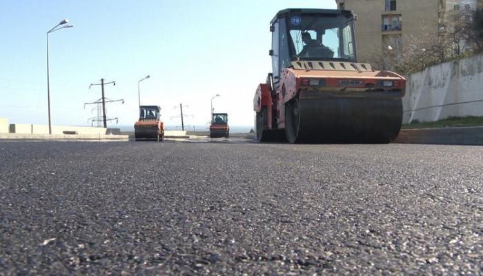 На реконструкцию дороги в Сабаильском районе выделено 1,9 млн манатов