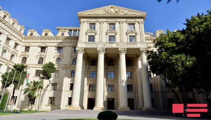 МИД: Всю ответственность за кровавое преступление, совершенное на границе, несет военно-политическое руководство Армении