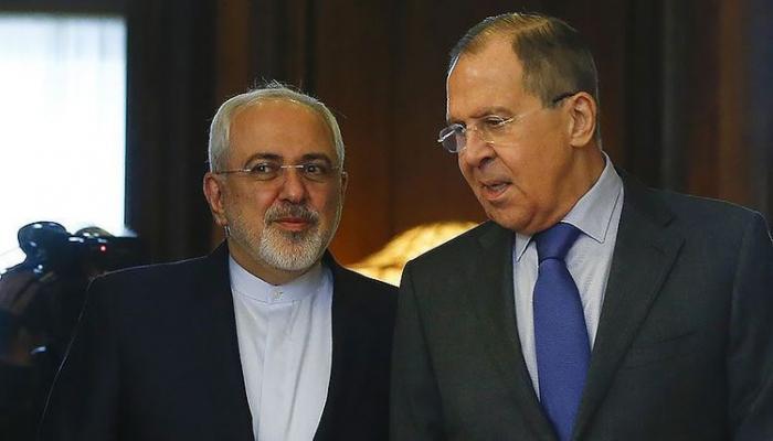 Глава МИД Ирана совершит визит в Россию