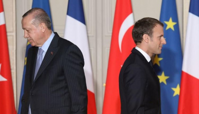 Türkiyə və Fransa prezidentləri arasında telefon danışığı olacaq