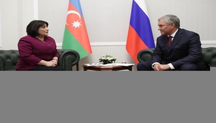 Вячеслав Володин: Высказывания Пашиняна в связи с Нагорным Карабахом вызывают обеспокоенность