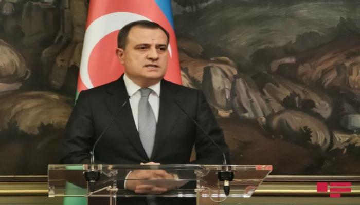 Джейхун Байрамов: Руководство Армении делает заявления, которые служат обострению ситуации в регионе