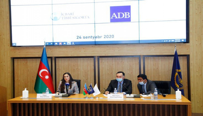 АБР оказал Азербайджану техническую помощь в размере 455 тыс. долларов