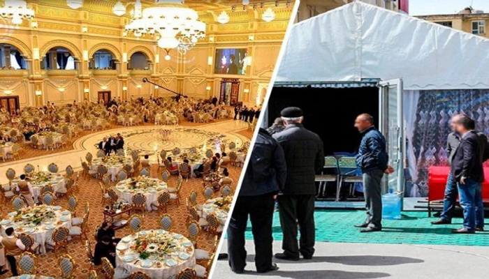 В АПБА рассказали о причине запрета на проведение траурных и свадебных церемоний на открытом воздухе