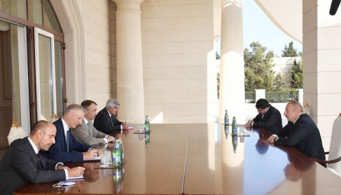Президент Ильхам Алиев: Самые агрессивные действия Армения предприняла 12 июля