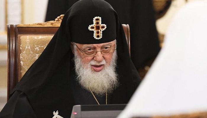 Gürcüstanın katolikos-patriarxı Dağlıq Qarabağdakı gərginliklə bağlı bəyanat yayıb