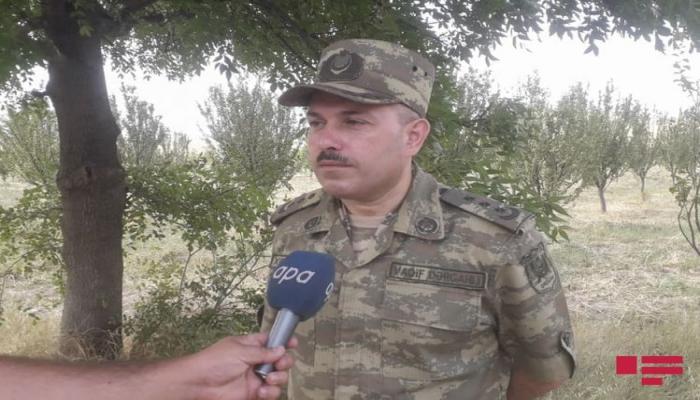 Вагиф Даргяхлы: Военное командование Армении отдало приказ о применении оружия против своих солдат