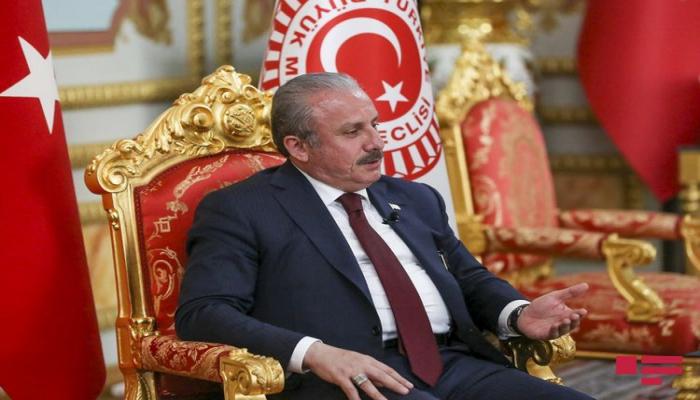 Председатель парламента Турции: Всегда будем рядом с Азербайджаном