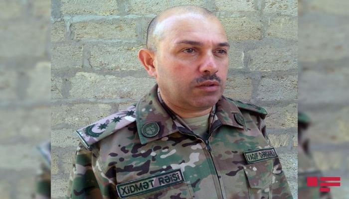 Вагиф Даргяхлы: Армянские солдаты в Мадагизе отказываются вступать в бой, и, оставляют район боевых действий