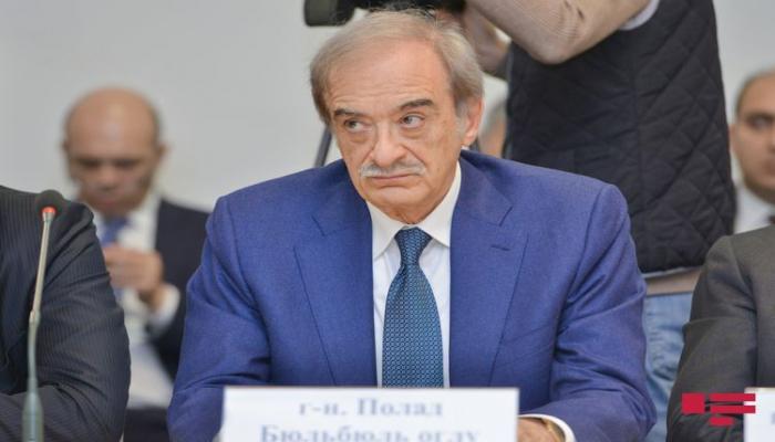 Полад Бюльбюльоглу: Никаких мирных переговоров в настоящее время между Азербайджаном и Арменией нет
