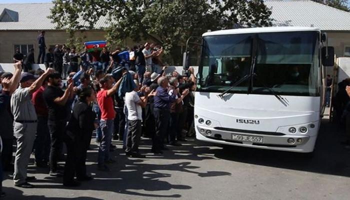 Госслужба: Начались проводы военнообязанных в рамках мобилизации