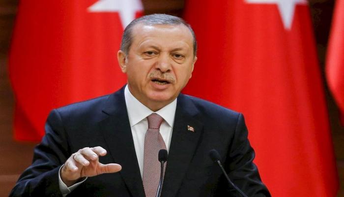 Эрдоган направил письмо странам Европейского Союза