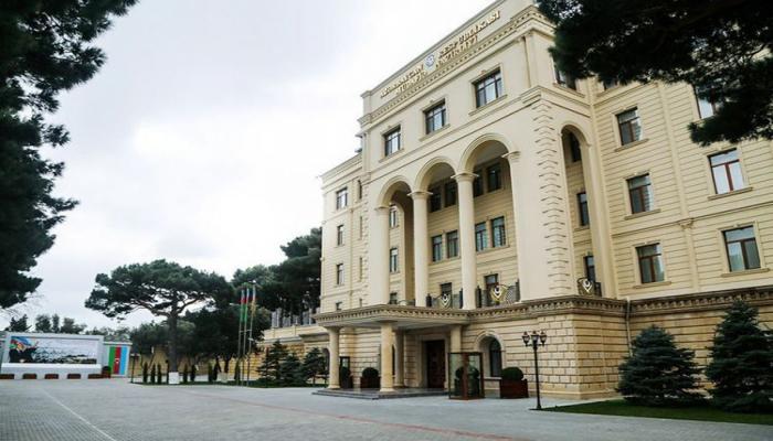 Минобороны: По командному пункту армянского полка нанесено огневое поражение