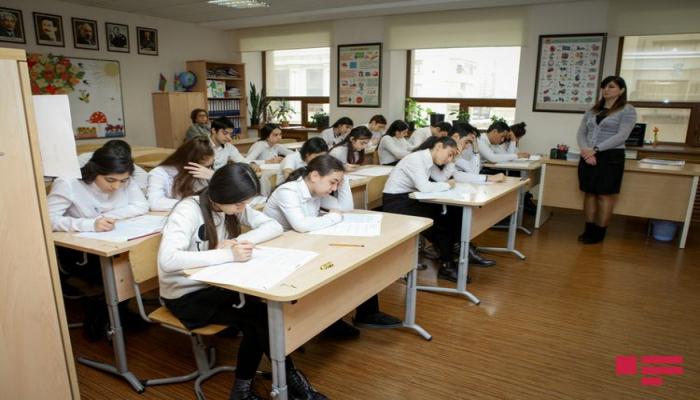 Təmayüldən asılı olaraq məktəblərdə təhsilin təşkili qaydası müəyyənləşib