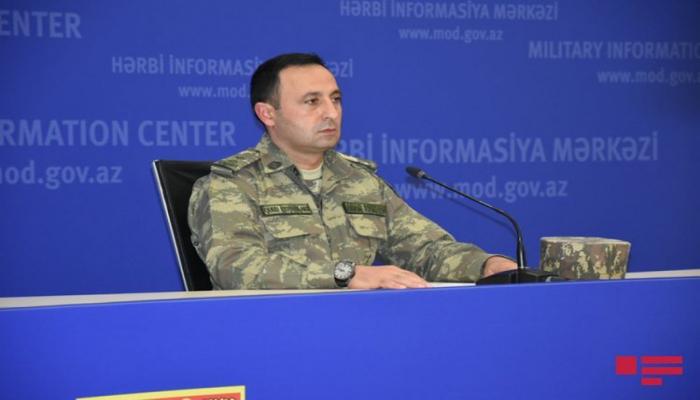 Анар Эйвазов: Боевые действия в разных направлениях фронта продолжаются