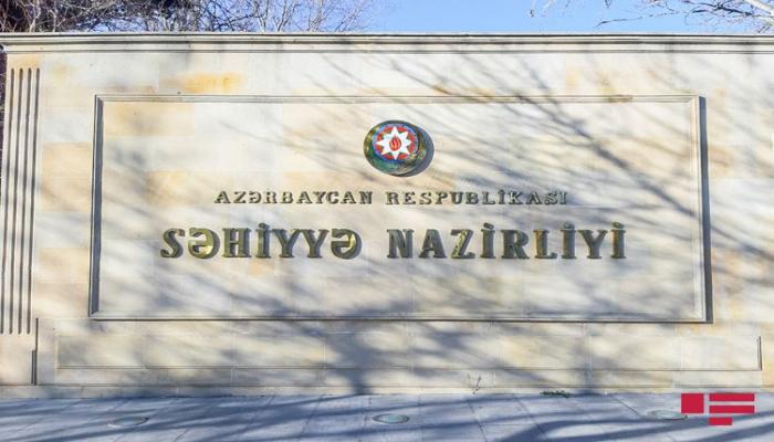 Səhiyyə Nazirliyinə yeni baş infeksionist təyin olunub