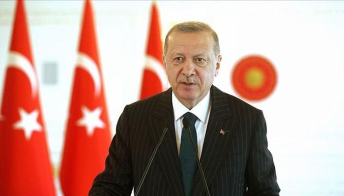 """Ərdoğan: """"Azərbaycanlı qardaşlarımız işğal altındakı torpaqlarını azad edir"""""""