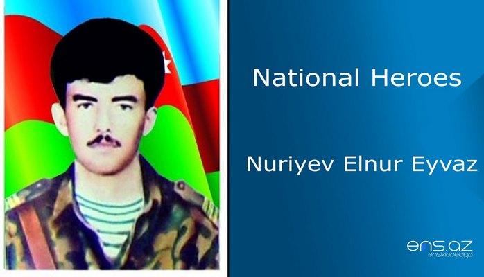 Nuriyev Elnur Eyvaz