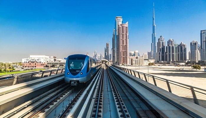 Роботы будут обслуживать метро Дубая