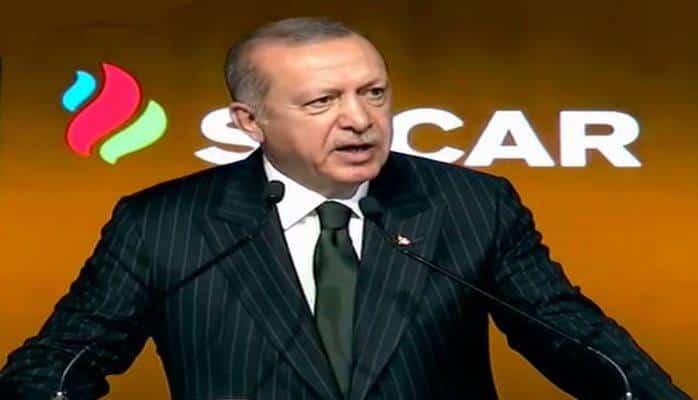 Эрдоган призвал мировое сообщество решить карабахский конфликт